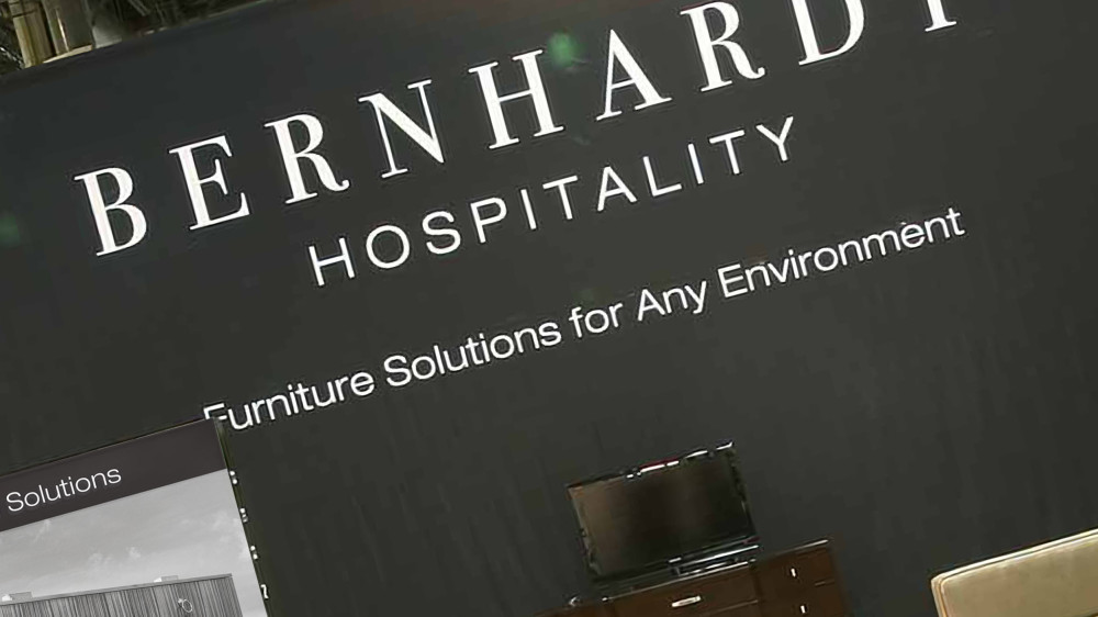 Bernhardt Any Environment Exhibit