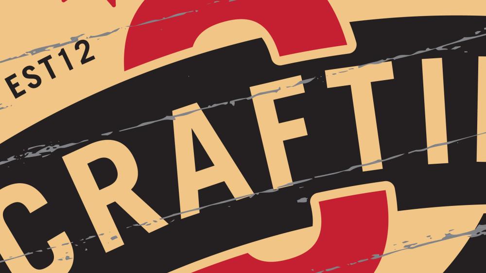 Craftie™ Beer App Branding